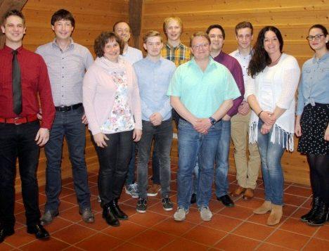 Frühjahrskonzert mit MV Harmonie Bösingen