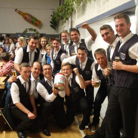 Jugendwertungsspiel in Nusplingen